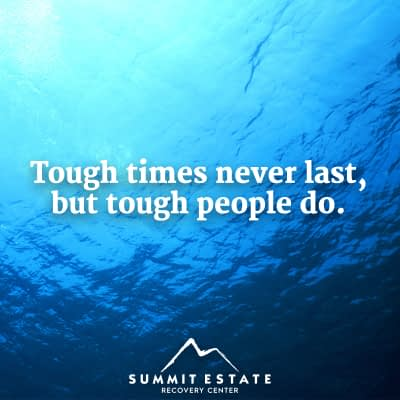 Tough Times Never Last-How To Avoid Triggers-SummitEstate.com