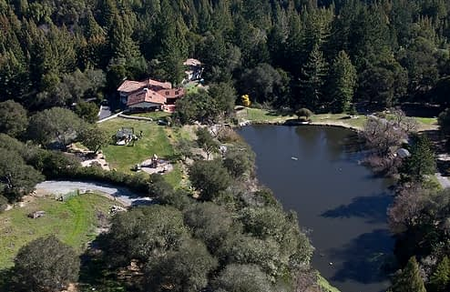 Aerial View of Serenity at Summit