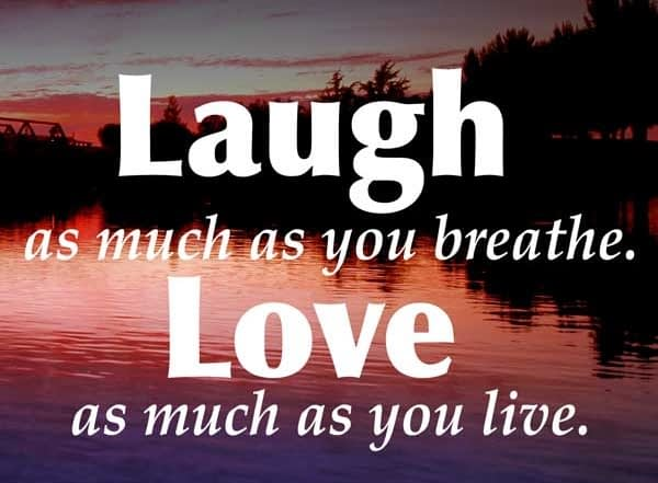 Laugh As Much As You Breathe-5 Activities For Inner Strength