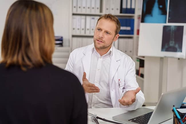 Doctor explains the differences between inpatient vs outpatient treatment