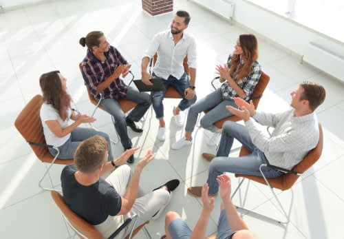 What Will Happen at Your First 12 Step Meeting