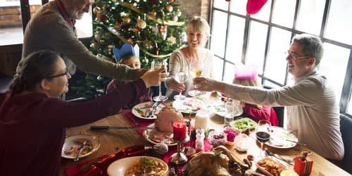 Staying on Track with our Sobriety During the Holidays
