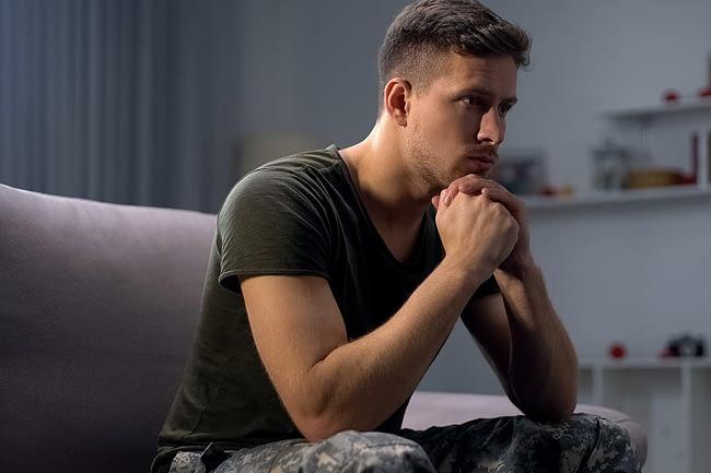 veterans and depression