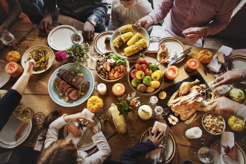Coping with Grief at Thanksgiving