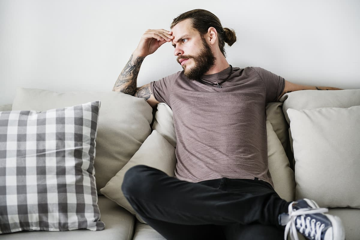 Man wonders how national recovery month could help him