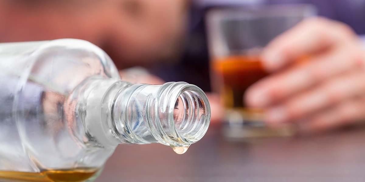 alcoholism and depression