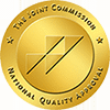Joint Commission approval icon 100 by 100 pixels