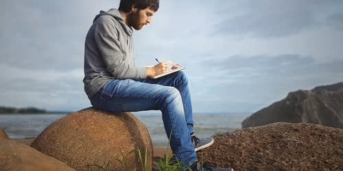 Journaling to Help with Depression
