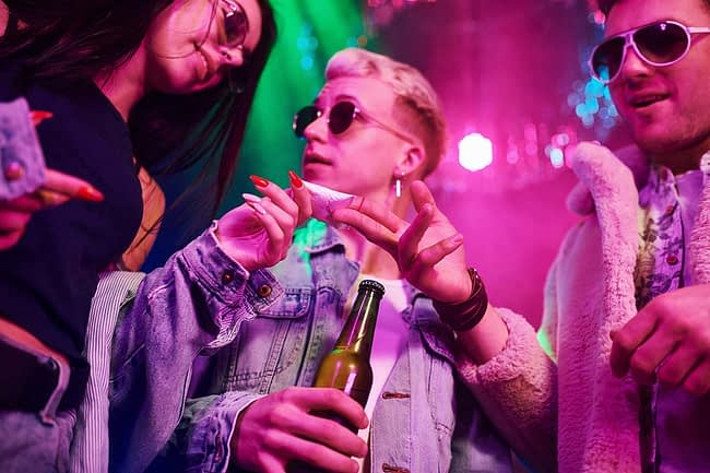 addiction and pop culture