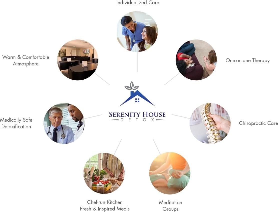 Detox Recovery Diagram