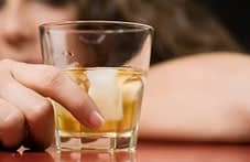 One drink more may been alcohol dependence