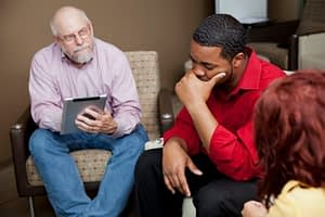 Drug relapse for him can be prevented with continuing therapy.