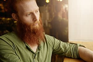 This red bearded man insists on evidence-based practice during detox.