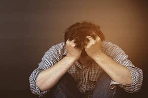 Man tearing his hair out may want to know, what is CBT?