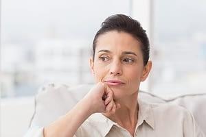 Woman not sure about outpatient rehab after detox.