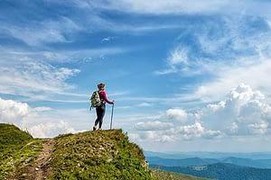 hiking therapy program oregon