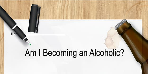 am i becoming an alcoholic crestview recovery