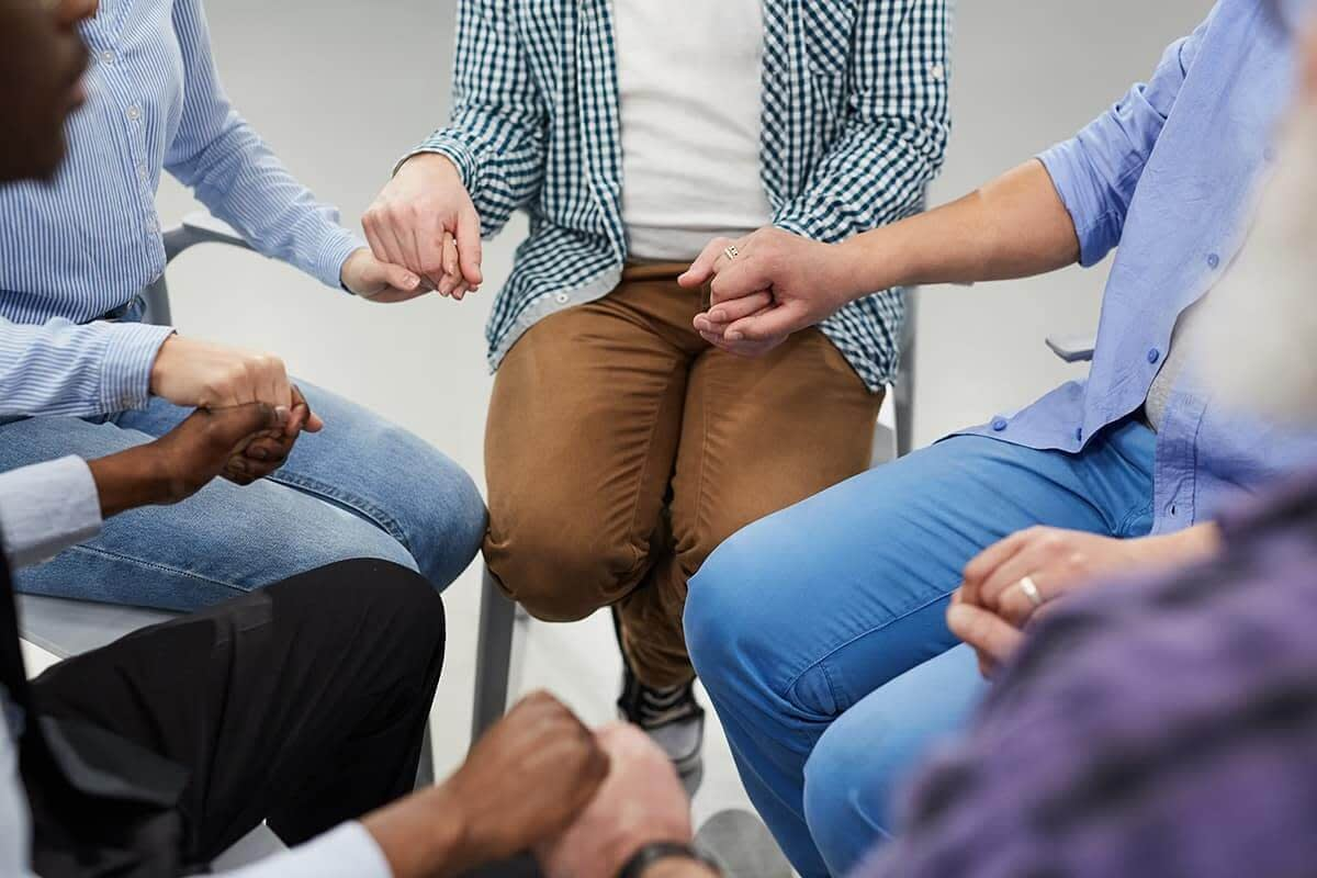 group at addiction recovery