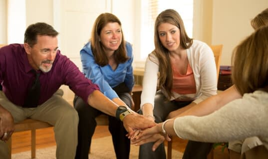 success in group therapy