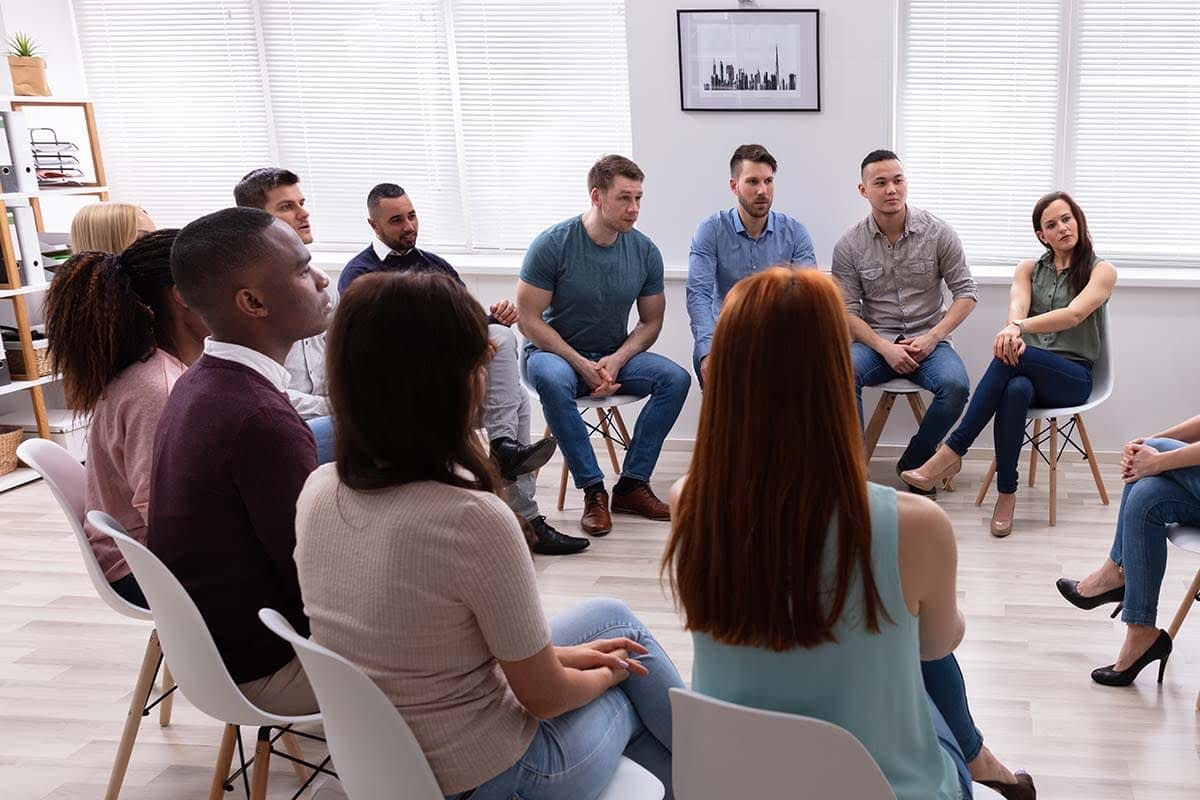 substance abuse group topics