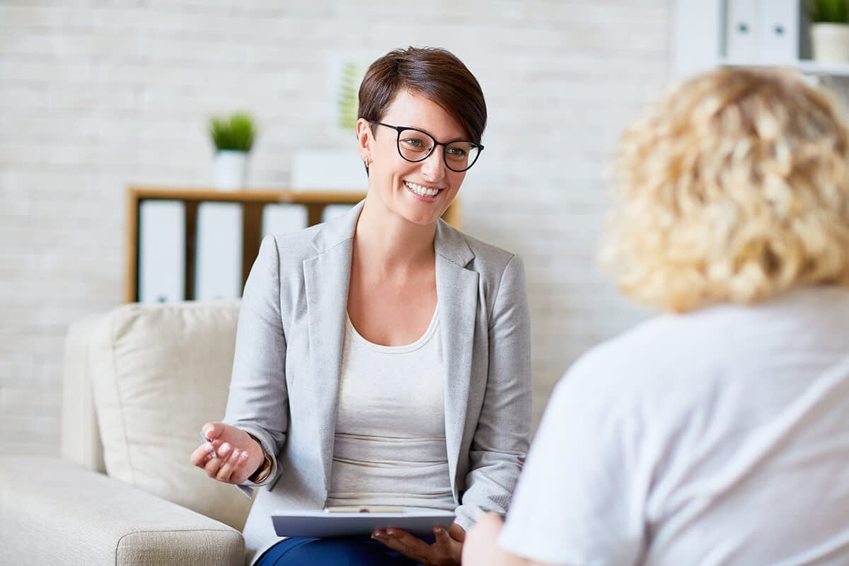 woman wondering what do you learn in a life skills rehab program