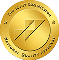 gold seal from joint commission 120 by 121