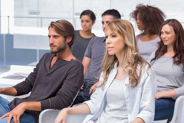 group therapy at rehab centers