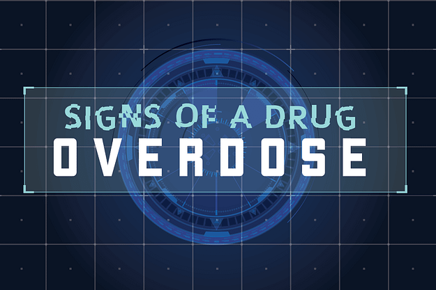 signs of a drug overdose crestview recovery group