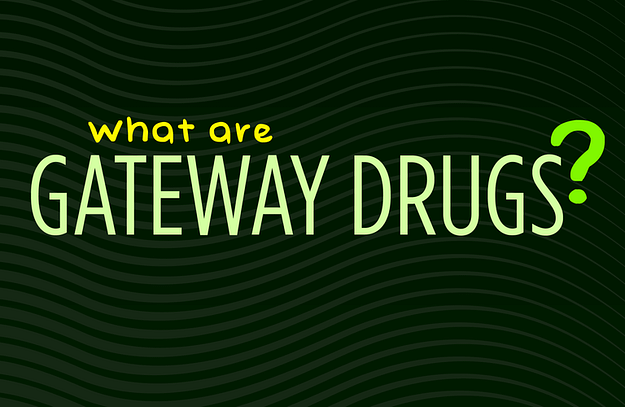 what are gateway drugs infographic image