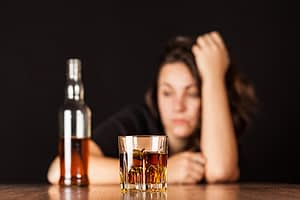 alcohol and depression | Crestview Recovery