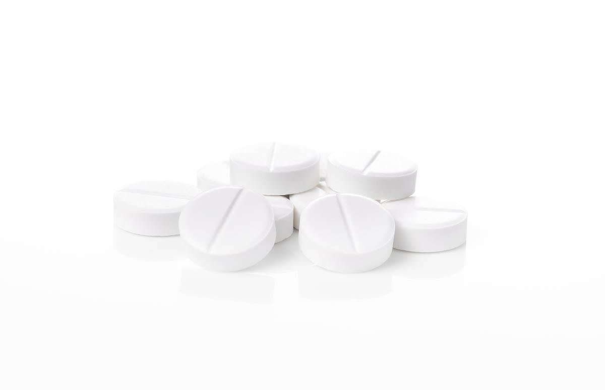 a pile of pills but what is vicoprofen