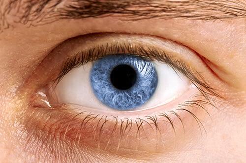 blue eye - what is emdr