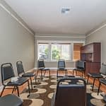 Group therapy room at Crestview Recovery Centers drug and alcohol rehab facilities