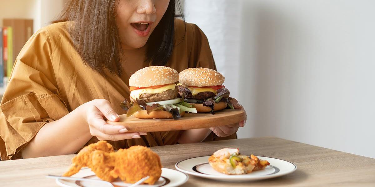 Vyvanse and binge eating