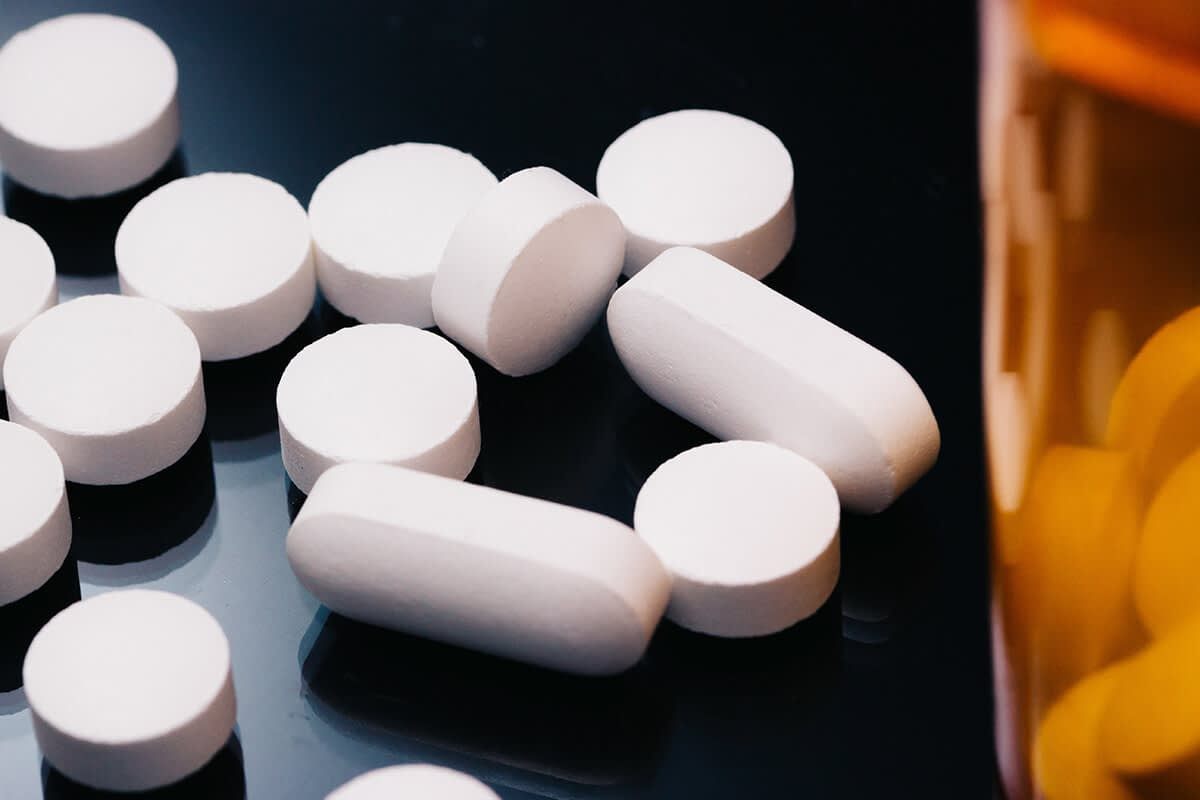 a pile of pills beg the question is adderall addictive
