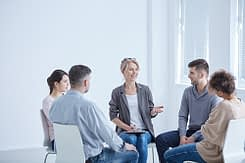 group therapy at drug treatment centers in oregon