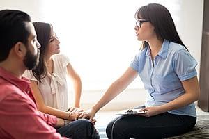 patients at an alcohol addiction treatment center near medford oregon