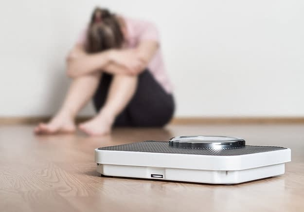 anorexia and exercise