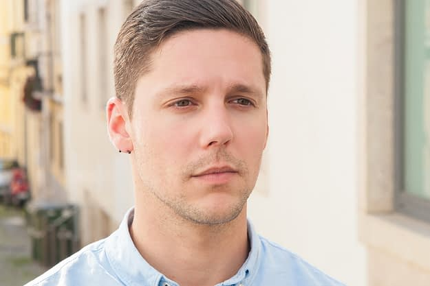 man wondering do i have anxiety
