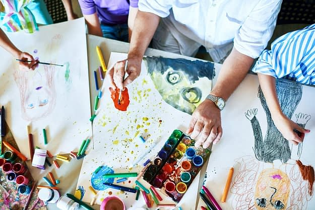 benefits of art therapy in recovery