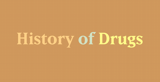 history of drugs infographic crestview recovery center