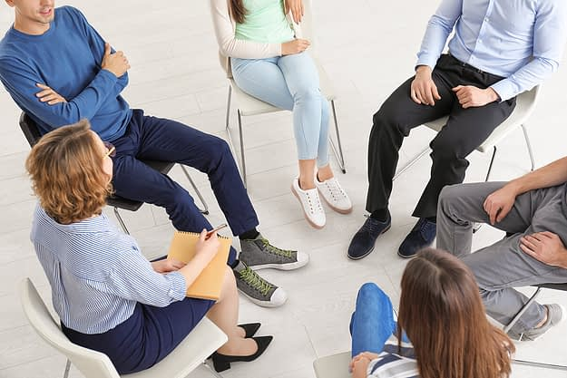 support group in drug rehab center in vancouver wa